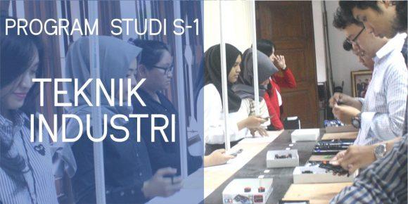 Program Studi Teknik Industri