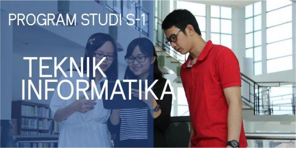 Program Studi Teknik Informatika