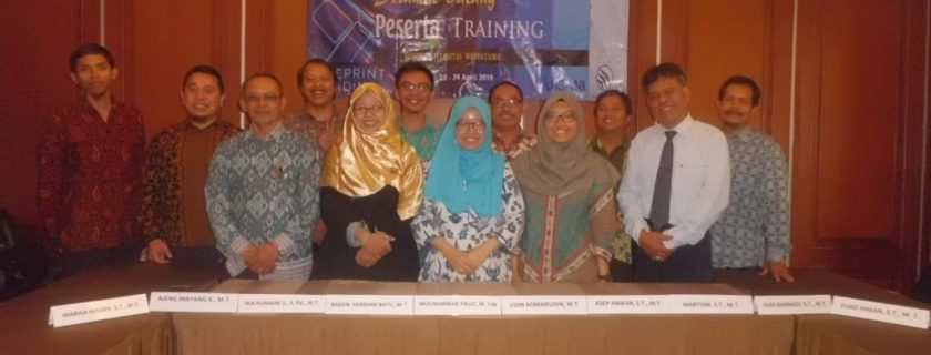 Pelatihan Blue Print Reading