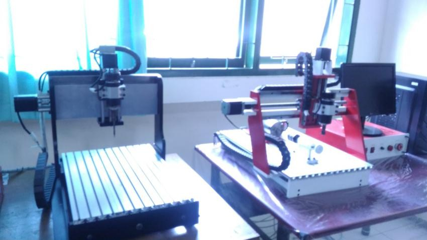 Laboratorium CAD CAM