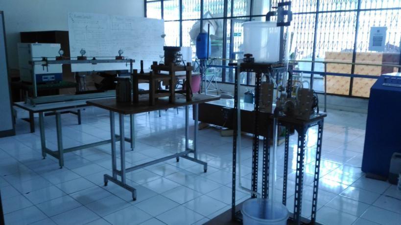Laboratorium Hidrologi UII