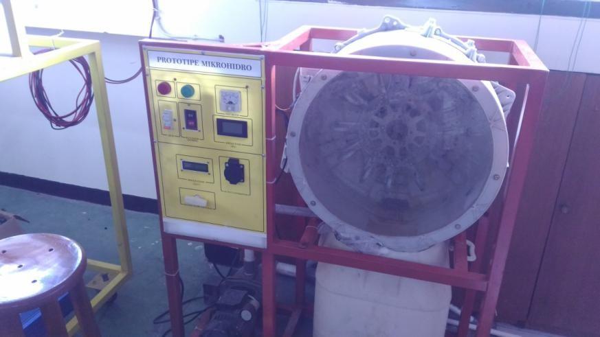 Laboratorium Pnumatik