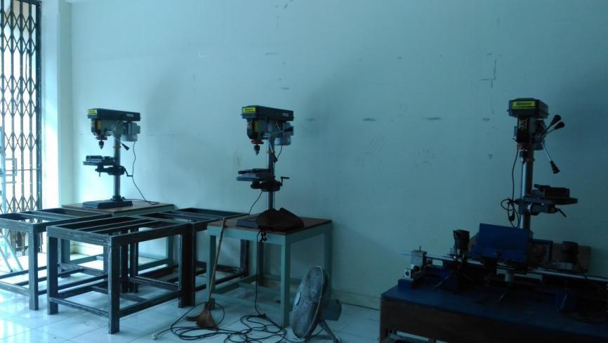 Laboratorium Proses Produksi