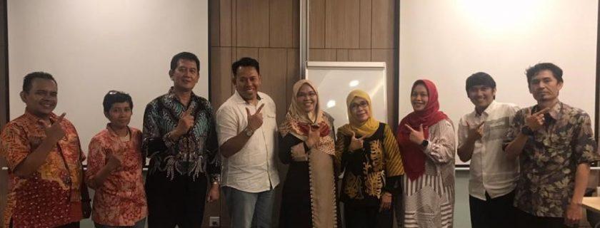 Peserta RCC Universitas Widyatama dan Master Asesor dari BNSP