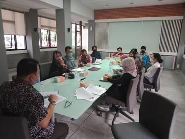 Rapat Koordinasi Fakultas Teknik Dan Tim Penyusun Borang 3a Dan 3b Teknik Industri