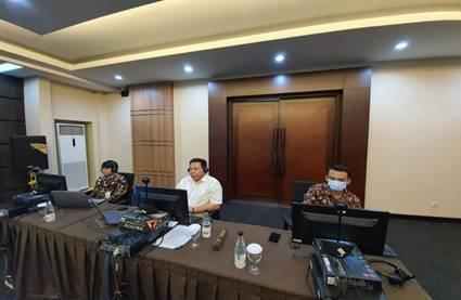 Visitasi Online Borang Akreditasi Program Studi Program Studi Teknik Industri